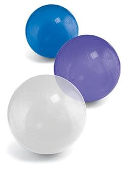 Yoga and Fitness Ball